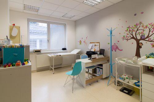 Všeobecný lekár pre deti a dorast