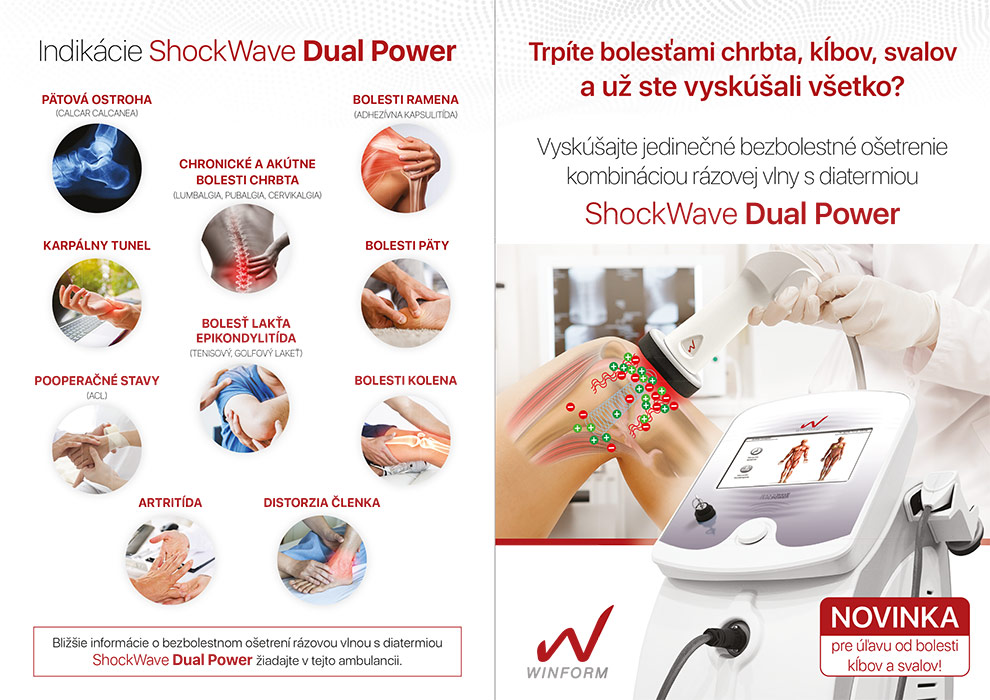 ShockWave Dual Power leták